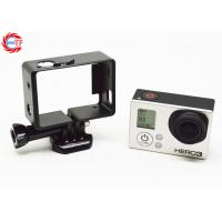China EGP71 Black Action Camera Standard Frame Mount With Assorted Mounting Hardware wholesale