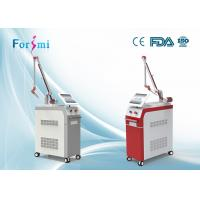 China Popular Q Switched Nd Yag Laser Machine for tattoo removal, hair removal and pigment removal wholesale
