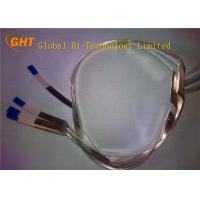Custom Shielded Flexible Flat Cables , LVDS Ribbon Cable Pitch 0.8mm / 1.0mm