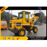 China 1800kg Load Micro Wheel Loader 3.05 Meters Discharge Height PL918 wholesale