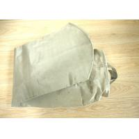 China High temperature industrial filter bag stainless steel / polyester filter mesh liquid / water filtration wholesale