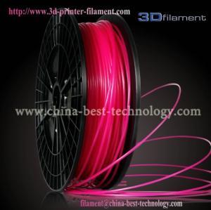 China 3D Printer Filament ABS 1.75mm Purple wholesale