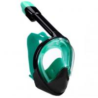 China Full Face Snorkel Mask 180°View Scuba Snorkeling Diving Mask wholesale