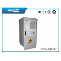 China 220V / 230V / 240VAC 50HZ / 60HZ 1KVA 2KVA 3 KVA Outdoor UPS System with Air Conditioner Cabinet wholesale