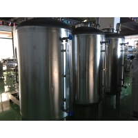 China Food Processing 300L Stainless Steel Agitator Tank wholesale