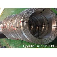 China ASTM A269 TP316L Annealed Stainless Steel Coil Tubing SS Seamless Pipes OD 1/4