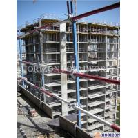 China Safety Concrete Formwork Systems Guardrail Post 1.7m Galvanized Finishing wholesale