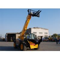 China Rated Load 2500kg 7000mm Lifting Height Telescopic Forklift With Deutz Engine wholesale