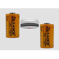 China CR2 CR15270 800mAh Li-MnO2 Battery for Smoke detectors Non-Rechargeable wholesale