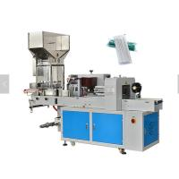 Buy cheap Plastic And Paper Drinking Straw Packing Machine 220V / 50HZ High Performance from wholesalers
