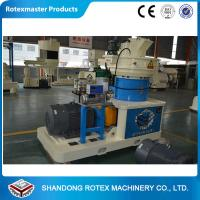 China CE ISO Approval  Vertical Ring Die Bamboo Powder Pellet Mill Production Line wholesale