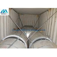 China DIN ASTM GB AISI Aluminium Zinc Coated Steel GI Coil ISO SGS Certificate wholesale