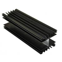 China Customized Anodize Aluminum Heatsink Extrusion Profile For Window And Door wholesale
