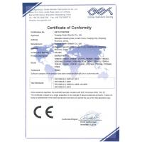 ZHEJIANG YOMIN ELECTRIC CO.,LTD Certifications