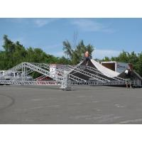 China Alloy Aluminum Stage Lighting Truss For Abnormity Concert Truss wholesale