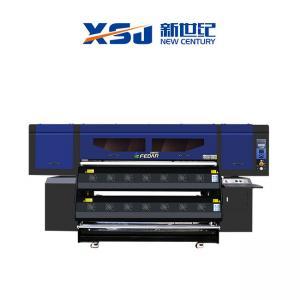 320Sqm/H CMYK Fedar Sublimation Transfer Paper Printer