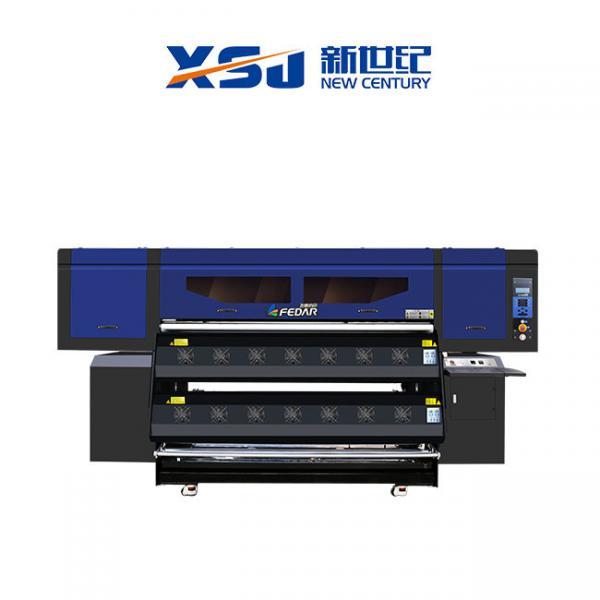 Quality 320Sqm/H CMYK Fedar Sublimation Transfer Paper Printer for sale