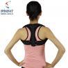 Buy cheap Custom Logo Size Adjustable Lumbar Back Brace Posture Corrector for men women from wholesalers