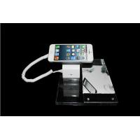 Mobile phone Price label stand with cell phone secutity alarm