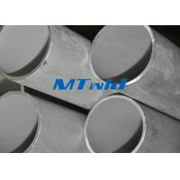 China ASTM A358 Class 1 EFW Stainless Welded Pipe Industrial Pickling / Annealing Surface wholesale