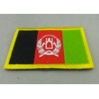 China Create Flag Clothing Embroidery Patches Custom Personalized Patch wholesale