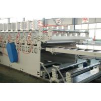 China Conical Twin Screw Extruder , 30mm WPC PVC Foamed Board Machine wholesale