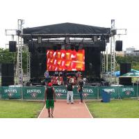 China Hire Indoor LED Display Panel Flat / Curve Video Wall For Commercial Activity wholesale