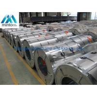 China Cold Rolled Hot Dipped Aluzinc Steel Coil / Galvanized Galvalume Steel Sheets wholesale