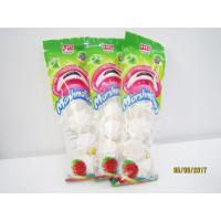 China Steamed Bun Shape Marshmallow Candy , Soft And Sweet Personalized Marshmallows wholesale