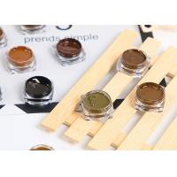 Buy cheap 20 Colors Eyebrow Tattoo Pigment Natural Plant Extract Medical Ethanol from wholesalers