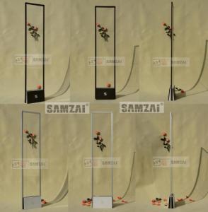 China Clothing EAS RF System Security Sensor Gate Zara rf antenna wholesale