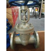 China API DIN GOST Standard Cast Steel A216 WCB Rising Stem Bolted Bonnet Stellite Trim Flexible Wedge Flanged Gate Valve wholesale