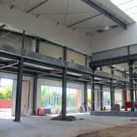 China Prefab Light Steel Structure Construction Insulated Metal Building wholesale