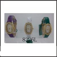 China Fashion Designer Classic Diamond Quartz Watch For Girls Non Specified 14mm Band Width wholesale