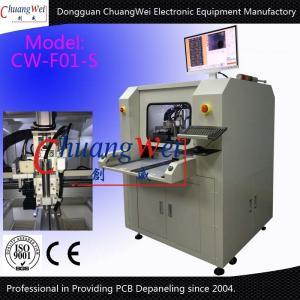 China Precision Printed Circuit Board Router Pcb Manufacturing Machine / Pcb Cutting Machine wholesale