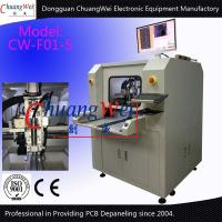 Buy cheap Precision Printed Circuit Board Router Pcb Manufacturing Machine / Pcb Cutting Machine from wholesalers