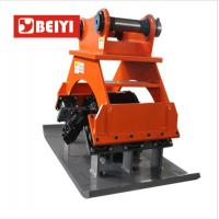 China most competitive hydraulic compactor rammer plate compactor export-beiyi machine wholesale