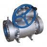 Buy cheap Forget full bore ball valve trunnion ball valve Trunnion Ball Valve, 3pc body. from wholesalers