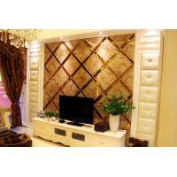 Quality Decorative Laminated Glass Panels / KTV Commercial Glass Panels Sound Insulation for sale