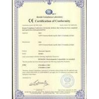 Chaozhou Faith Craft Co., Ltd Certifications