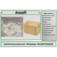 China Cas 330784-47-9  USP Pharam Grade Avanafil Effective Sex Enhancement Hormone Powder wholesale