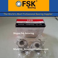 Quality Precision Chrome Steel Needle Roller Bearings IKO NART12 VUUR Track Roller for sale