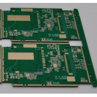 China 4mil 2oz Copper FR4 TG150 High Frequency PCB For Wireless Network Card on sale