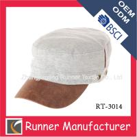 China high quality army cap baseball cap hat wholesale