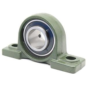 China Cast Iron HT200 Housing Pillow Block Bearing UCP206 For Fitness Equipment on sale