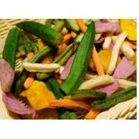 China Childern Health Daliy Food Vegetable Fruits Mixed Snacks Low Fat Carrot Contain wholesale