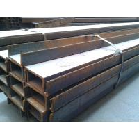 China Corrosion Protection Steel Channel Bar 200 x 80 mm JIS G3101 SS400 Standard on sale