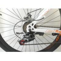 China Alloy Stem Hardtail Cross Country Bike Mechanic Disc Brake 42T Steel Chainring wholesale
