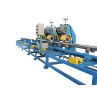 Buy cheap Three large pipe (rod) Automatic Polishing Machine for large tube type metal polishing from wholesalers