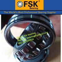 China JAPAN NSK Spherical Roller Bearings 22211 CDKE4 Size 55*100*25mm wholesale